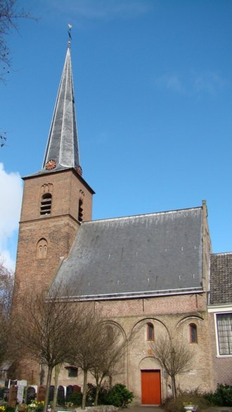 Sassenheim - Image: Sassenheim kerk