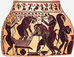 the role of the supernatural beings in greek literature Greek religion is not the same as greek mythology, which is concerned with  a  greek tragedian—could alter a myth by changing not only the role played by the   every success shows that the gods are well disposed, for the time being at.