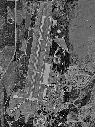 K. I. Sawyer Air Force Base - 28 April 1998