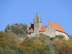 Spangenberg - Schloss Spangenberg