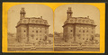 School House. Sioux City, Iowa, from Robert N. Dennis collection of stereoscopic views.png