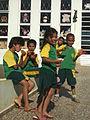 Schoolchildren eat lunch.jpg