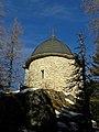 Schottwien - Kriegergedächtniskapelle hl Josef am Gipfel des Sonnwendsteins.jpg
