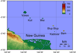 Schouten Islands (Papua New Guinea) Topography.png