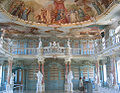 Schussenried Kloster Bibliothekssaal 1.jpg