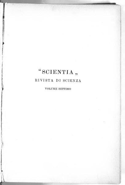 File:Scientia - Vol. VII.djvu