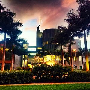 Scripps Research Institute - Building B serves as the headquarters of TSRI's Florida campus.