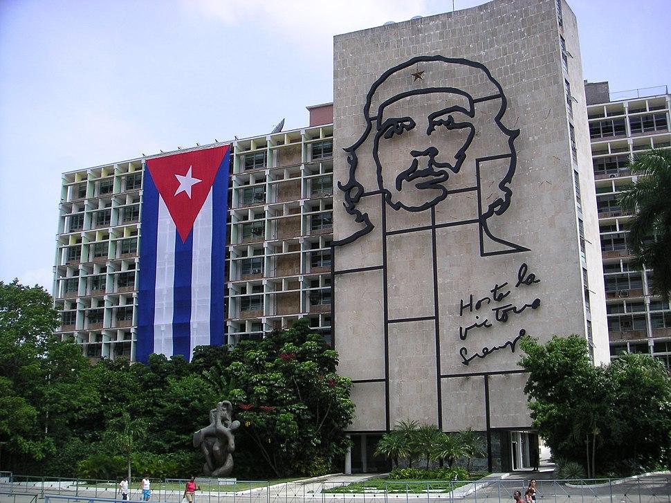 SculptureCheGuevaraCuba