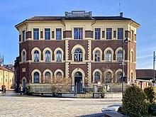 La ex-Scuola Luigi Rey.