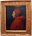 Scuola lombarda, 1490 ca., ritratto del cardinale ascanio maria sforza (forse), 1490 ca..JPG