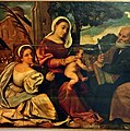 Scuola veneta, madonna del pontoro, XVI-XVII sec. 02.jpg