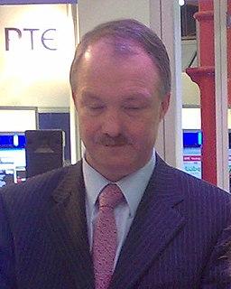 Seán Haughey Irish politician