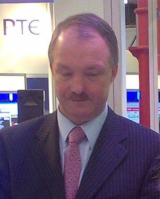 Seán Haughey - Image: Seán Haughey 2010