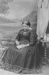 The Only Known Photograph Of Mary Seacole Taken For A Carte De Visite By Maull Company In London C1873