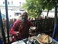 SeafarerBloggerTraveller Rudolph.a.Furtado having Shashlik in Chorsu Bazaar.jpg