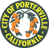 Official seal of Porterville, California