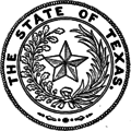 Seal of the State of Texas (1909)