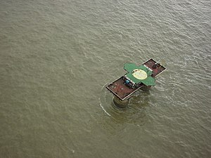 Maunsell Forts - The Principality of Sealand claims to be an independent nation.