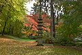 Seattle - Japanese pagoda lantern in Mt. Baker Park 02.jpg