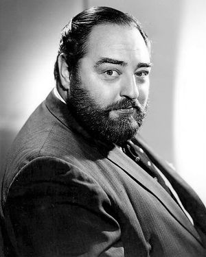 Sebastian Cabot (actor) - Cabot in 1964.