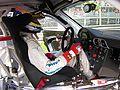Sebastian Stahl, Ingo Iserhardt Sportmanagement, MotorLive, Porsche-Monza innen.jpg