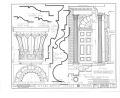 Second Baptist Church, Morgan and Monroe Streets, Chicago, Cook County, IL HABS ILL,16-CHIG,2- (sheet 6 of 6).png