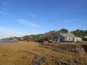 Seconsett Island, Massachusetts - Seconsett Island