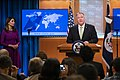 Secretary Pompeo Delivers Remarks to the Media (49203937001).jpg