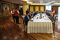 Secretary Pompeo Participates in a Working Lunch With Indian Foreign Minister Jaishankar (48131449926).jpg