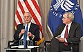 Secretary of Defense James N. Mattis at the U.S. Institute of Peace, Oct. 30, 2018 (45650969411).jpg