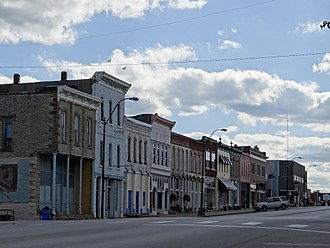 Chautauqua County, Kansas - Image: Sedan, Kansas