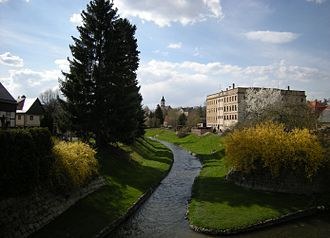 Seifhennersdorf - Image: Seifhennersdorf (Zaruž)