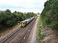 Selby train passing Halton (geograph 5834225).jpg
