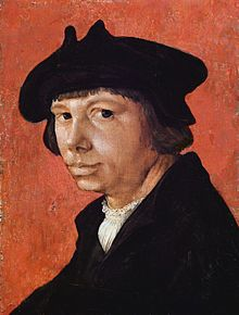 Self-portrait, by Lucas van Leyden.jpg