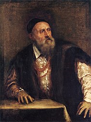 Titian: Self-Portrait
