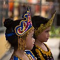 Semporna Sabah Malay-girl-with-headgear-01.jpg