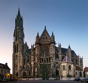 Senlis - Cathedral