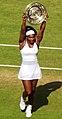Serena Williams Dish Venus Rosewater 2015.jpg