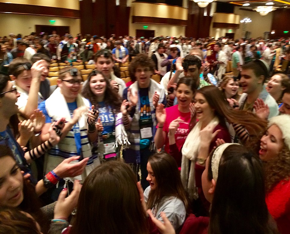 Shacharit Live at USY International Convention