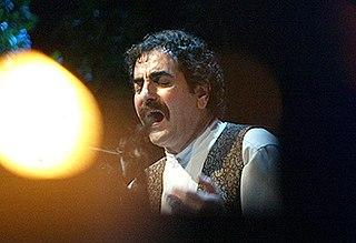 Shahram Nazeri Iranian singer, musician and tenor