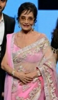 Sadhana Shivdasani Indian actress (1941–2015)