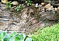 Shale outcrop in SinhLung DongVan HaGiang.jpg
