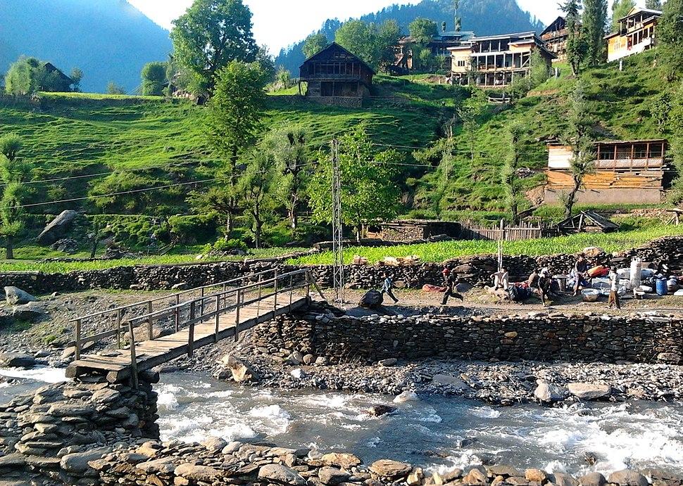 Sharda Kashmir