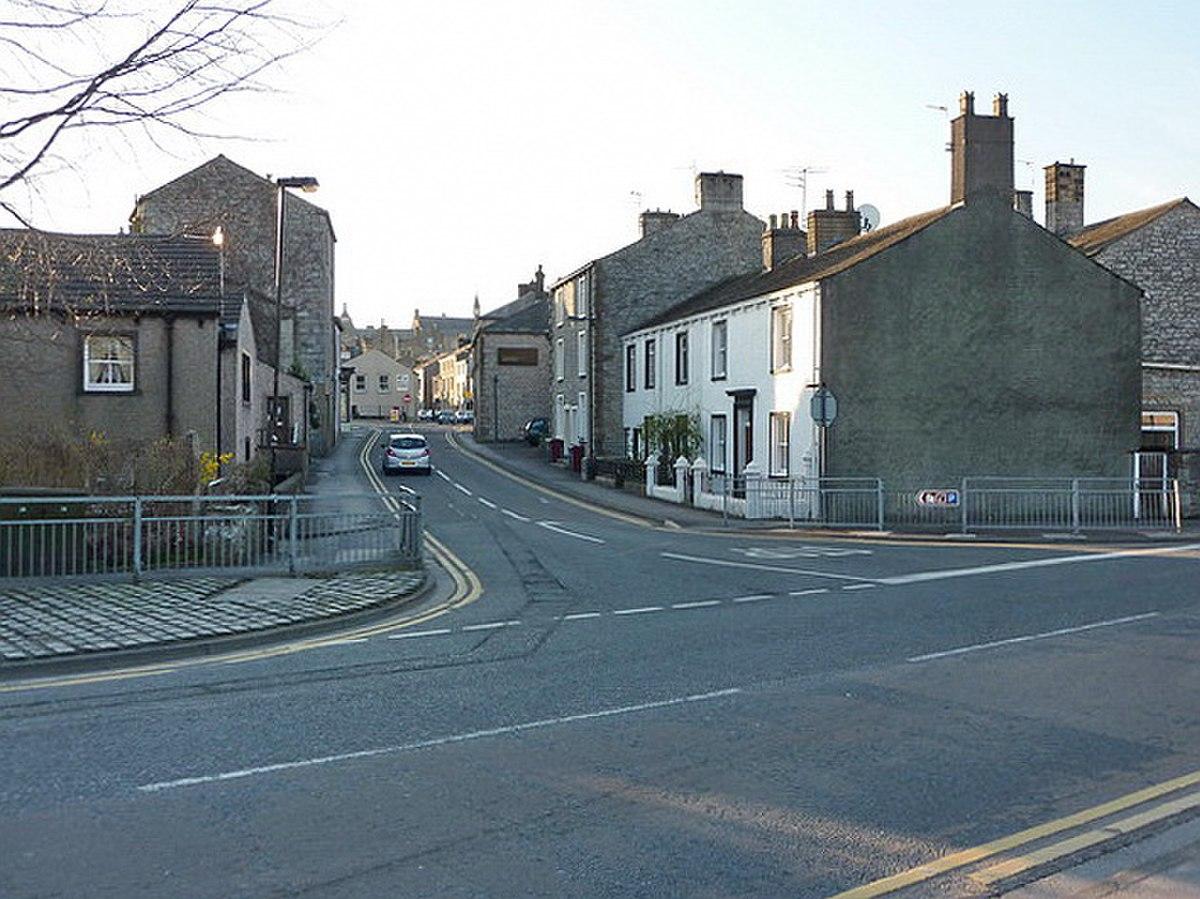 Shawbridge Street, Clitheroe (geograph 1807079).jpg