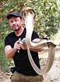 Shawn heflick and indian cobra.jpg