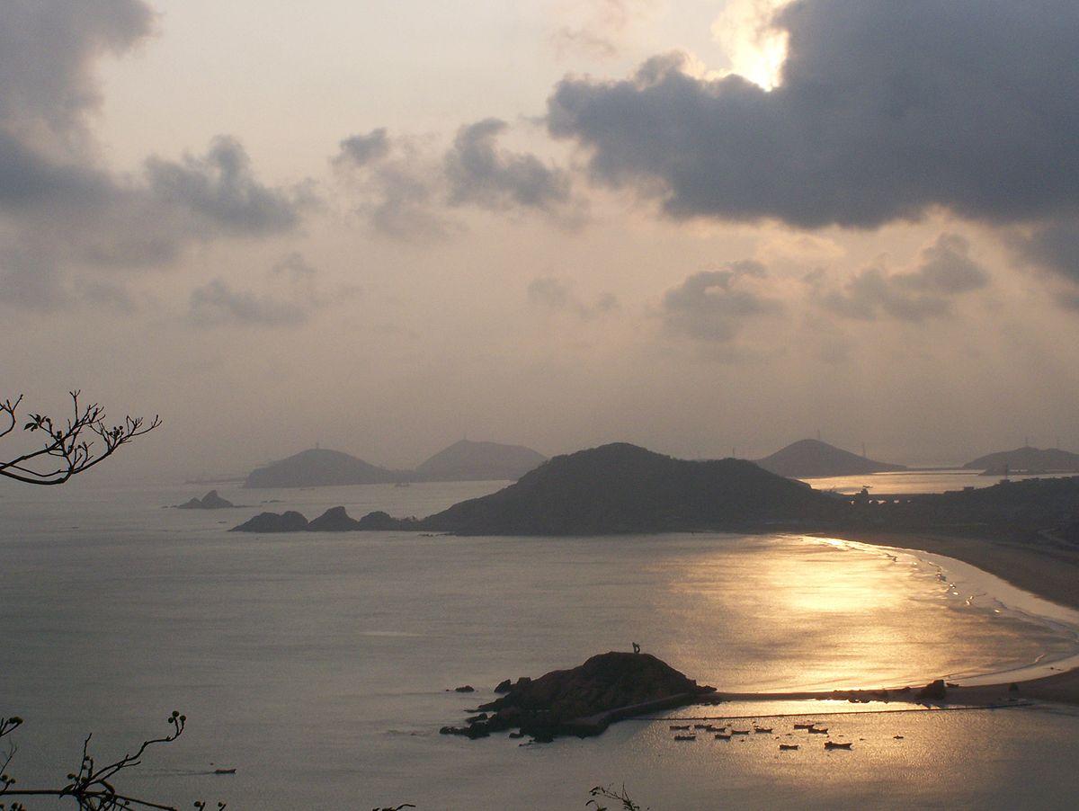 Shengsi Islands - Wikipedia