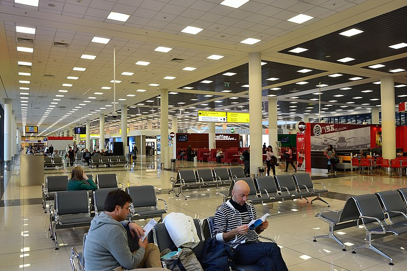 Aeroporto Internacional de Moscovo-Sheremetievo