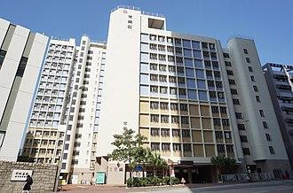 Public housing estates in Ho Man Tin - Sheung Lok Estate