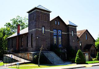 Port Republic Road Historic District