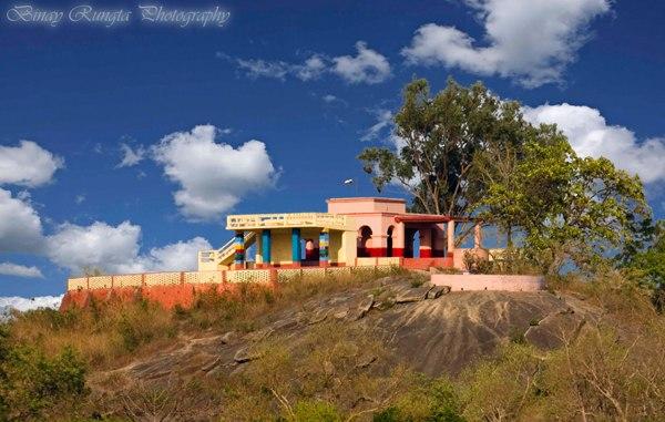 Shilphore Hillock, Jhalda